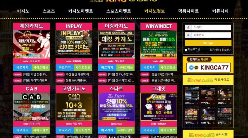 Gambling Establishment Membership Promo – A Good Option For Casino Site Gamers